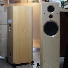 CALLAS FS4 / 10inch 3way speaker